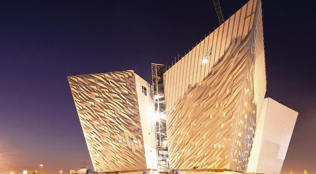 Titanic Belfast has quickly become established as one of NI's top attractions