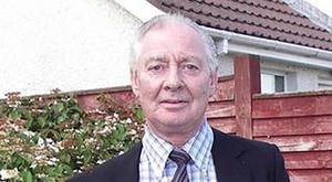 Pensioner Eddie Girvan, who was found murdered at his Greenisland home
