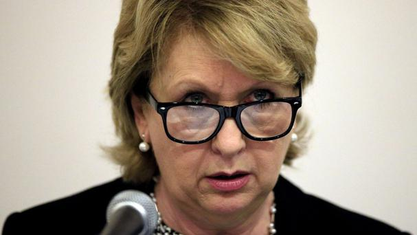 Former Irish president Mary McAleese has warned of the dangers of Brexit