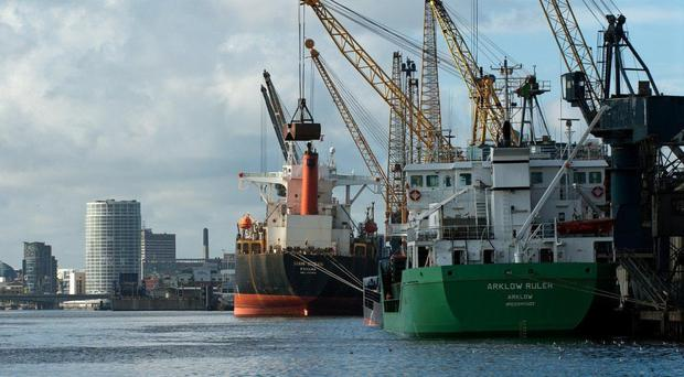 Belfast Harbour saw pre-tax profits rise 2.3% to £29.9 million in 2015 (Belfast Harbour/PA Wire)