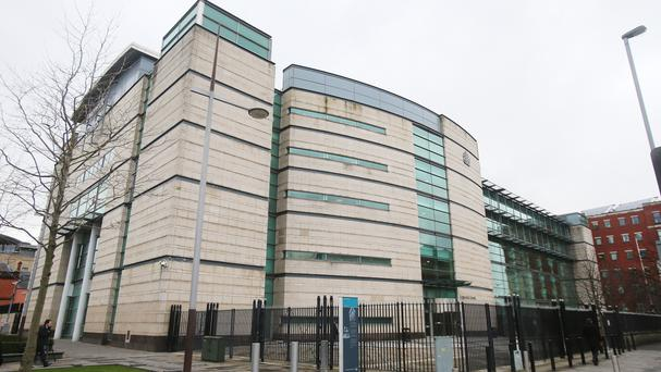 The hearing took place at Laganside