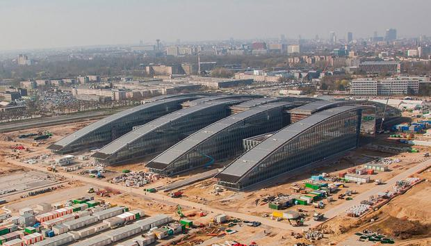 Strength in numbers: the new NATO headquarters building in Brussels