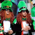 Republic of Ireland fans will be cheering on their team