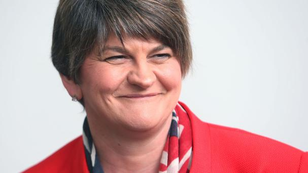 First Minister Arlene Foster has paid tribute to murdered Labour MP Jo Cox