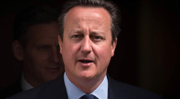 David Cameron has urged parents and grandparents to vote Remain