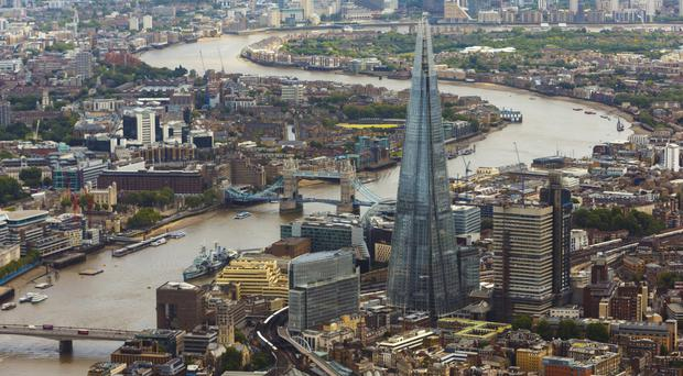 London has slipped from 12th to 17th in the list of world's most expensive cities for expats