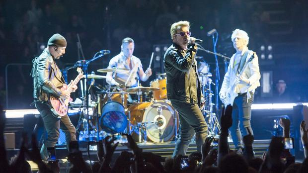 U2 have waded into the European Union referendum debate