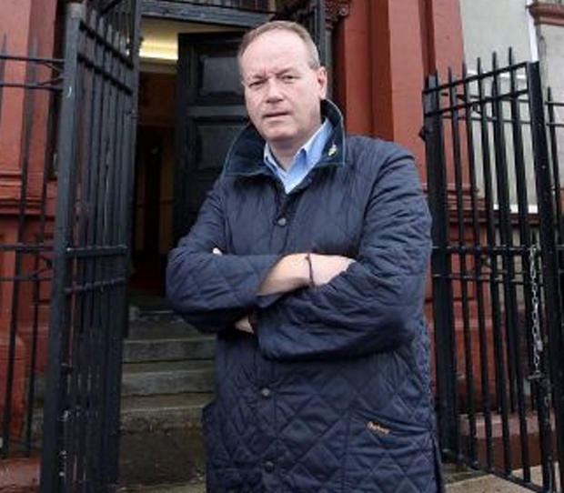 North Belfast MLA William Humphrey has blasted the Parades Commission decision over the Whiterock parade as