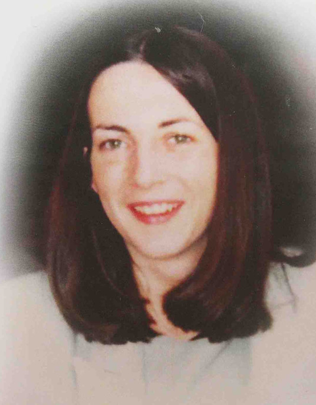 Mairead McCallion, who died in February 2014