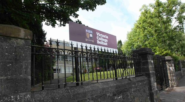 Belfast's Victoria College has been given the advice by the Girls' Schools Association