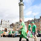 Republic of Ireland fans have been charming the French with their good nature