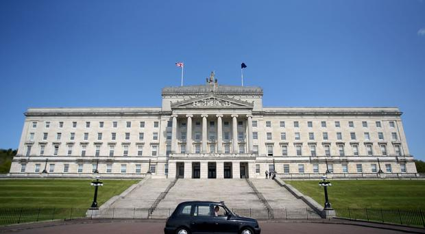 Stormont computer systems have been used to access a range of sites.