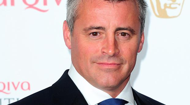 Top Gear presenter Matt Le Blanc