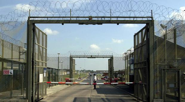 Maghaberry Prison in Northern Ireland is one of the most complex in the UK