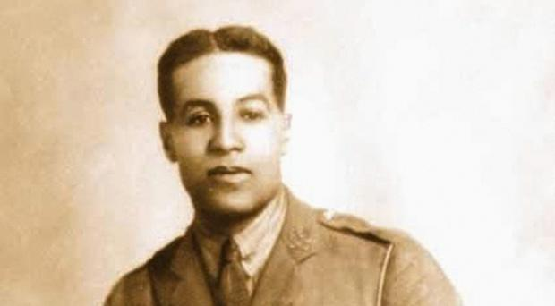 Walter Tull was the first black officer to lead white troops into battle