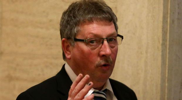 "Sammy Wilson branded the non-domestic Renewable Heat Incentive (RHI) programme a ""recipe for wasteful spending"" after a Audit Office report revealed it was being abused"