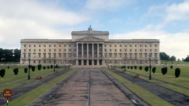 Solidarity within Northern Ireland's Executive is weak, according to the OECD report
