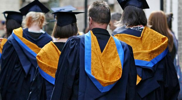 Loan debt is only written off if the student has not repaid within 25 years of ending their studies.