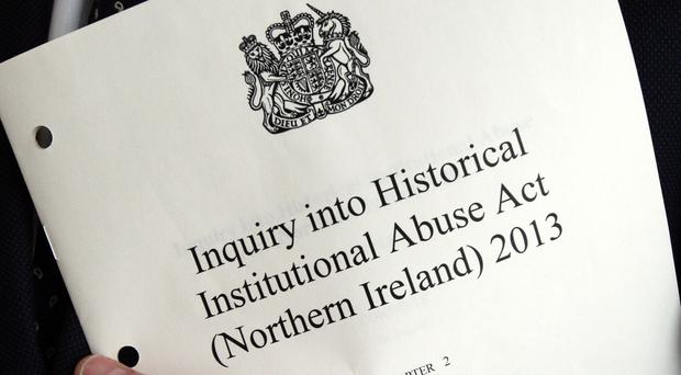 Retired judge Sir Anthony Hart and two other members of the Historical Institutional Abuse Inquiry will prepare a report for Stormont ministers within six months