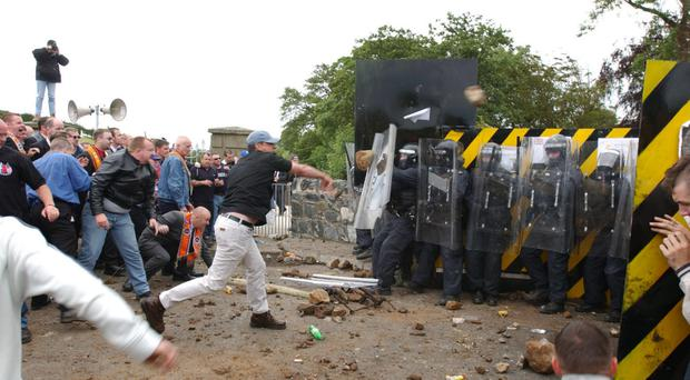 Drumcree: July 2002