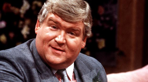 RTE broadcaster Derek Davis grew up in Co Down
