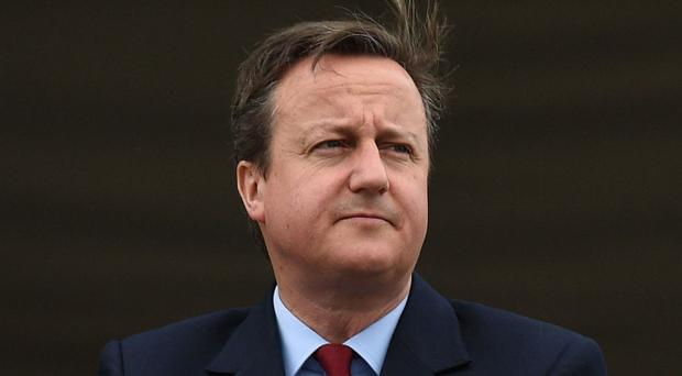 David Cameron says he has strengthened Northern Ireland during his time as prime minister