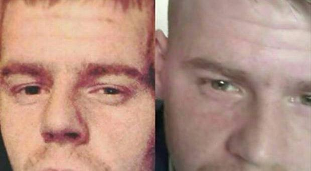 David Barry was knifed on Tuesday night in Parkmore, Craigavo