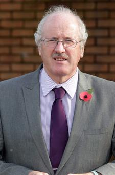 Anger: DUP MP Jim Shannon