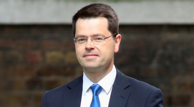 The new Secretary of State for Northern Ireland, James Brokenshire
