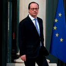 'Monstrosity': Francois Hollande. (AP Photo/Thibault Camus)