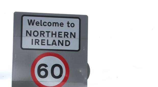 Thousands cross the Irish border every day