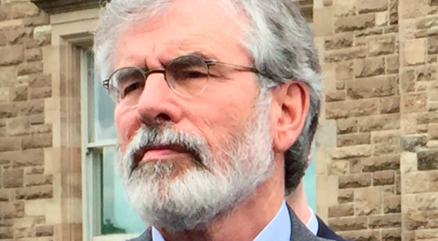 Challenge: Gerry Adams