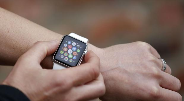 The Apple Watch can be used to make financial transactions
