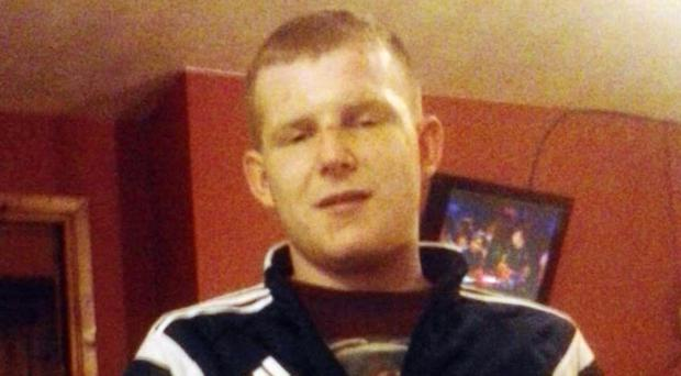 Accused: Ciaran McKeown