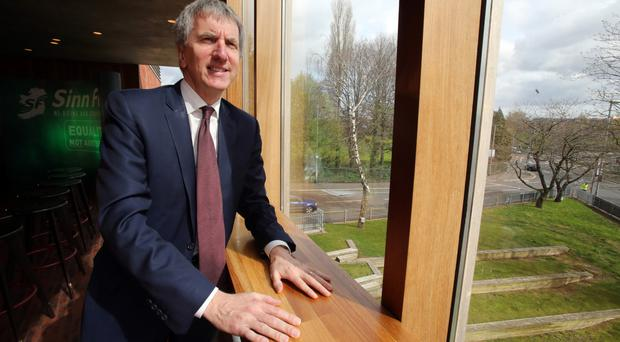 Finance Minister Mairtin O Muilleoir says Peace fund money will be distributed to 14 projects shortly
