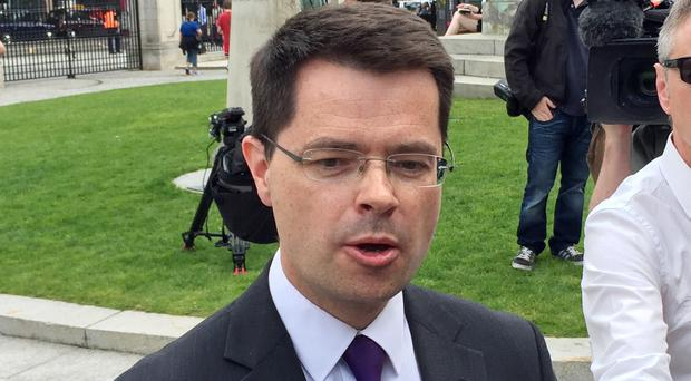 Northern Ireland Secretary James Brokenshire effectively ruled out the chance of a referendum on Irish unity following the Brexit vote