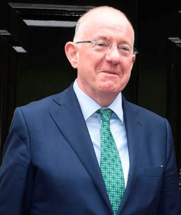 Irish Foreign Affairs Minister Charlie Flanagan