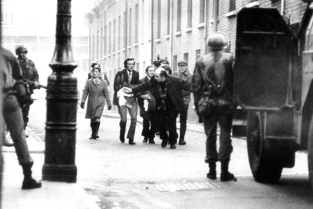 Bloody Sunday: 368 letters
