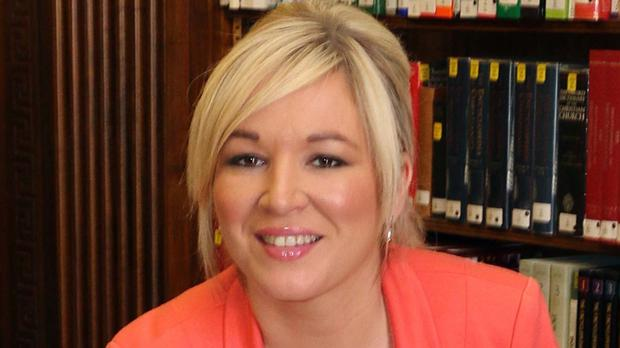 Health Minister Michelle O'Neill described the wait as