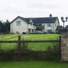 The Youngs' home on the Carrowdore Road in Greyabbey