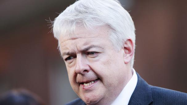 The British Irish Council summit in the Welsh capital was called for by Welsh First Minister Carwyn Jones.