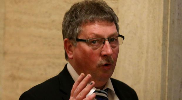 Sammy Wilson of the DUP objects to women wanting to breast feed in the House of Commons Chamber as 'exhibitionist'