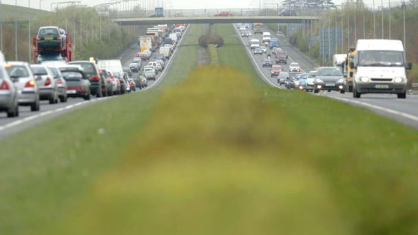 The report predicted major upgrades to the capacity of the M50