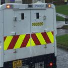 Residents were evacuated in Crumlin, County Antrim, when a viable device was found