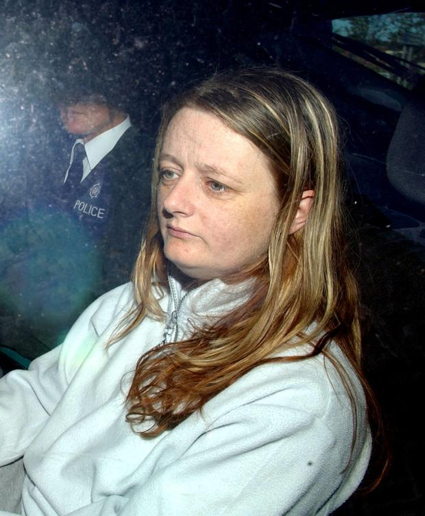 Jacqueline Crymble is serving a 20-year sentence for murder