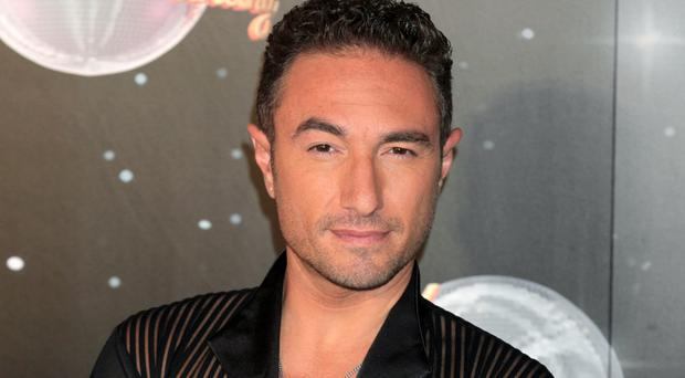 Vincent Simone left Strictly Come Dancing's line-up of professional dancers after the 2012 series