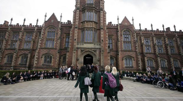 Queen's University in Belfast has suggested raising tuition fees to £6,300