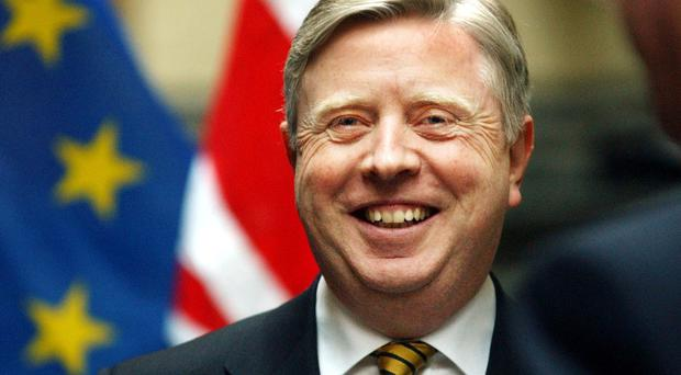 Former president of the European Parliament, Pat Cox