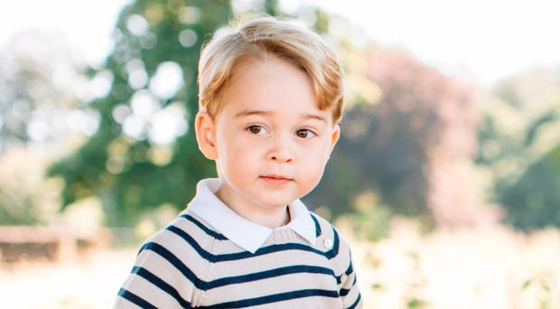 Article calling Prince George a 'gay icon' branded 'sick'