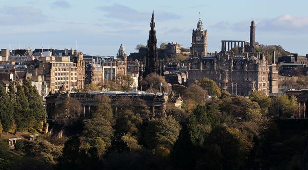 Edinburgh was found to be the most expensive place to study in the UK by a poll